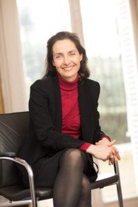 Sylvie Perrin, avocate active dans les énergies renouvelables