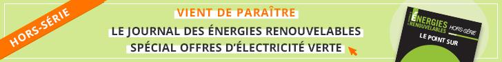 Journal ENR Hors série Electricité verte