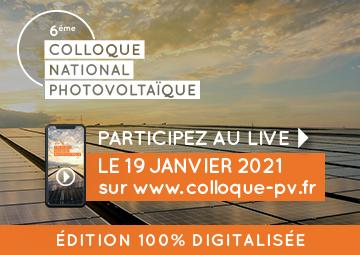 SER Colloque National Photovoltaïque